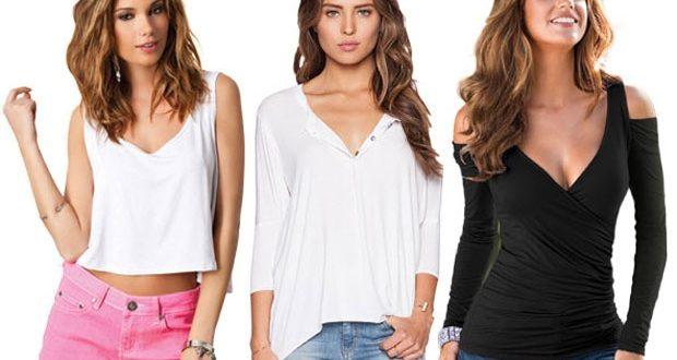 Стильные футболки для современных женщин