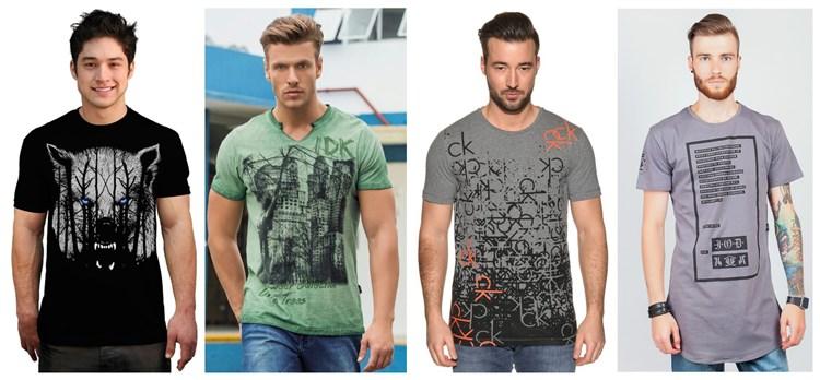 классические майки и футболки